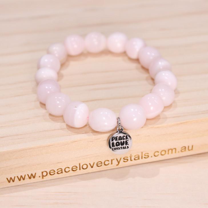 Mangano Calcite Pebble Bracelet