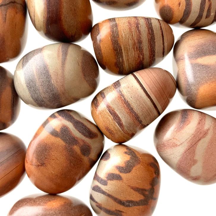 Print Stone Tumbled Stones