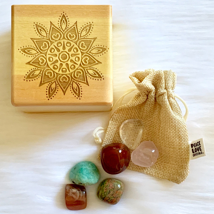 Fertility Crystal Collection Box