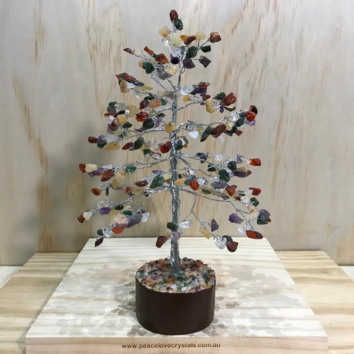 Rainbow Crystal Tree