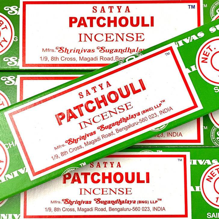 Patchouli Satya Incense Sticks