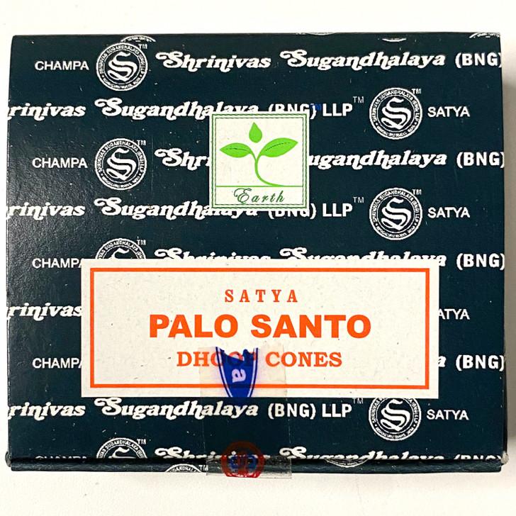 Palo Santo  Satya Incense Cones