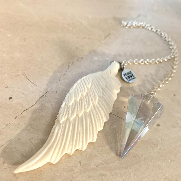 Angel Aura Angel Wing Pendulum