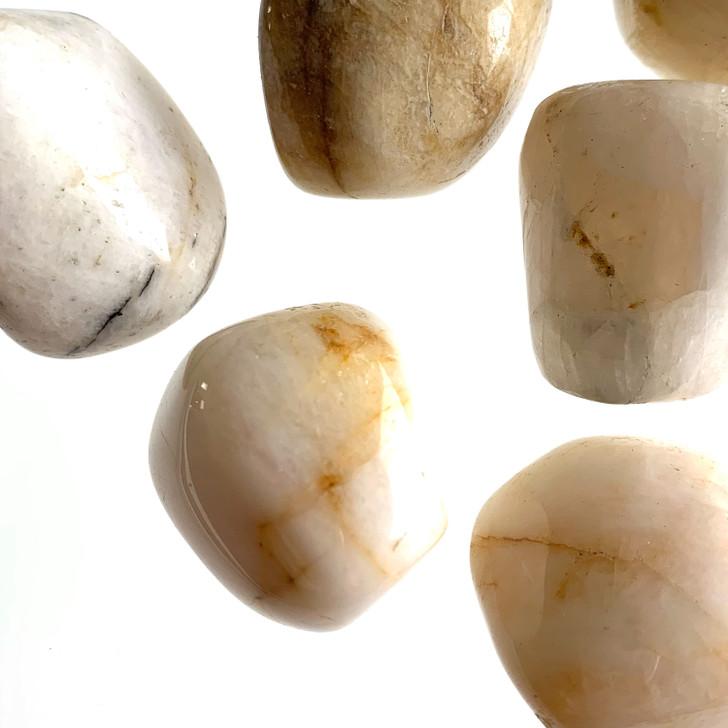 Kunzite Tumbled Stones