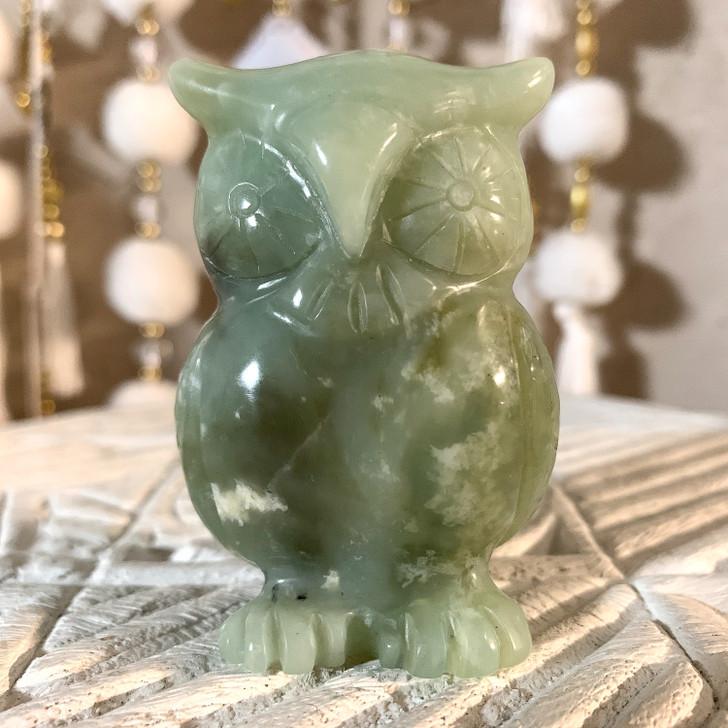 New Jade Owl