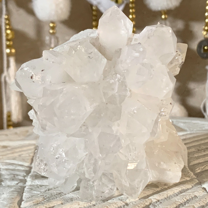 Crystal Quartz Cluster