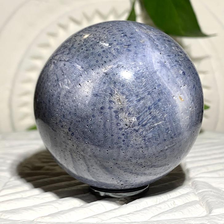 Blue Coral Sphere