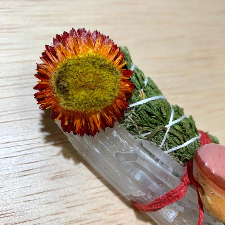 Sacred Cedar Botanical Smudge Bundle