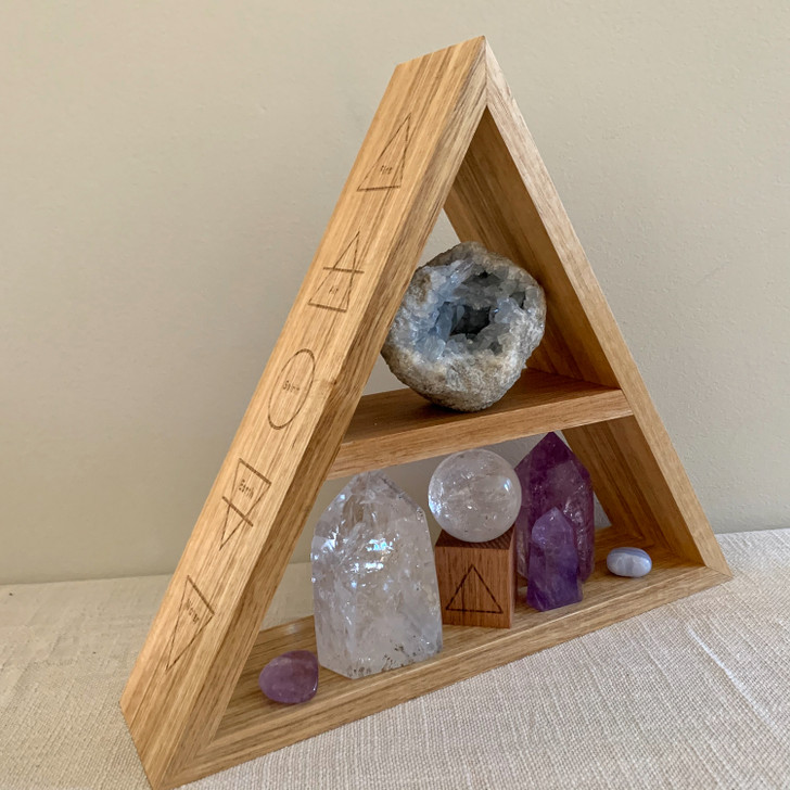 Elements Triangle Shelf