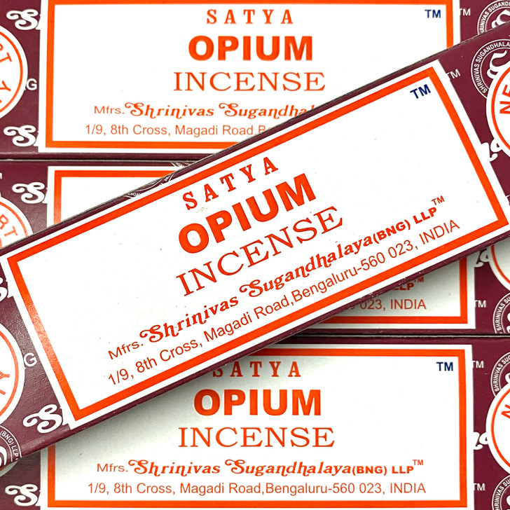 Opium - Satya Incense Sticks