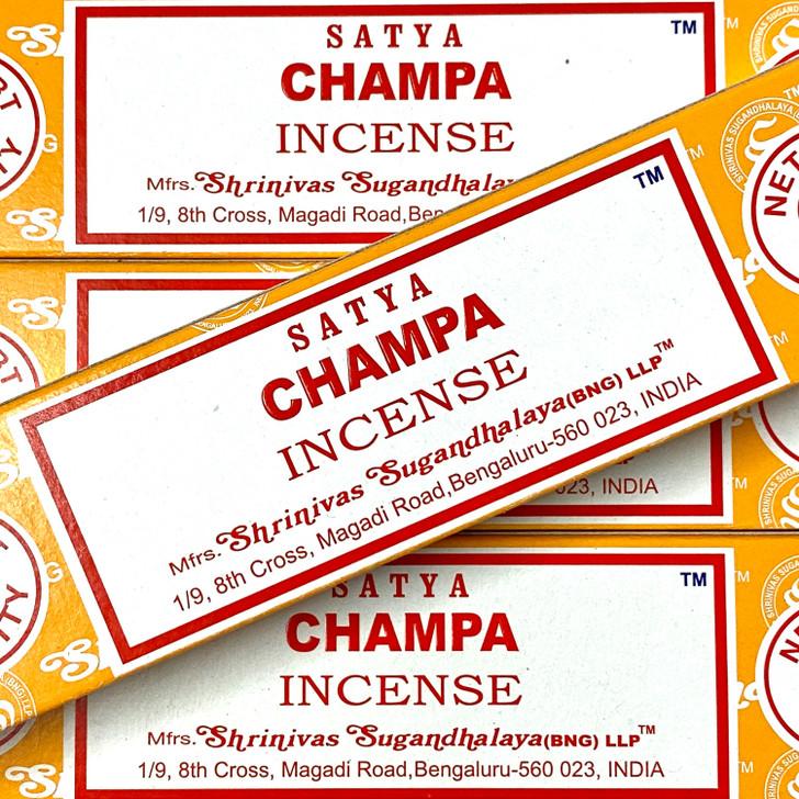 Champa - Satya Incense Sticks