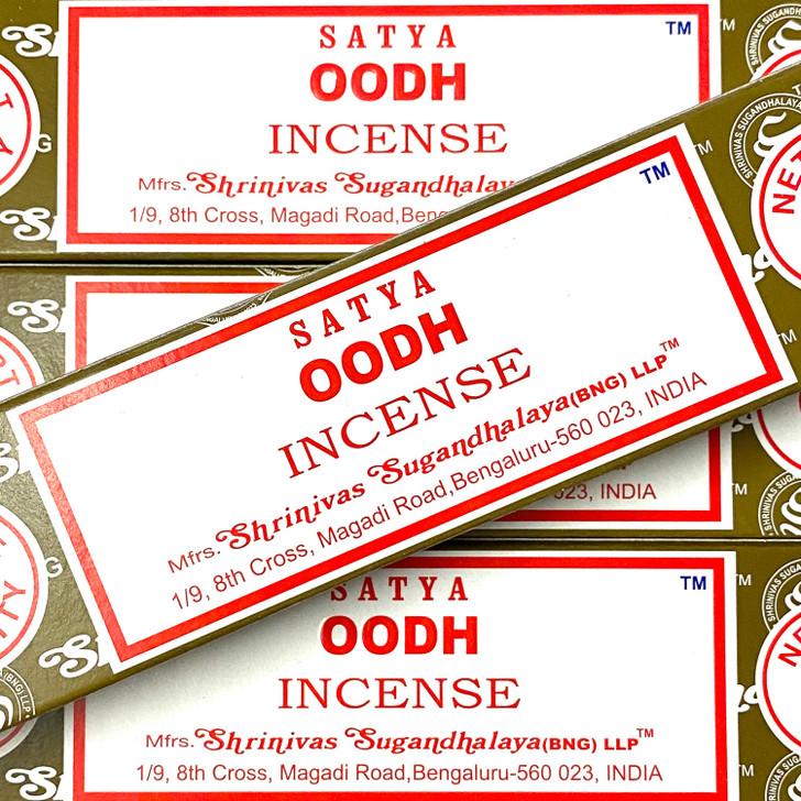 Oodh - Satya Incense Sticks