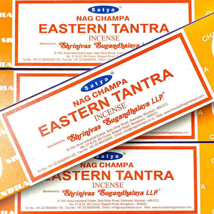 Eastern Tantra - Satya Incense Sticks