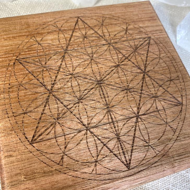 Merkaba Grid