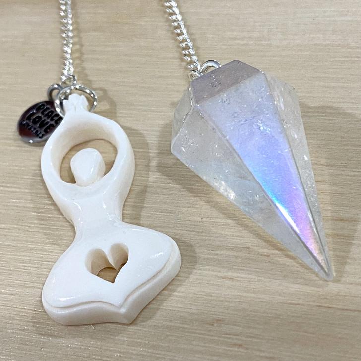 Angel Aura Goddess Pendulum