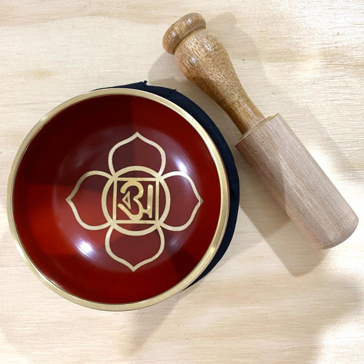 Root Chakra Tibetan Singing Bowl