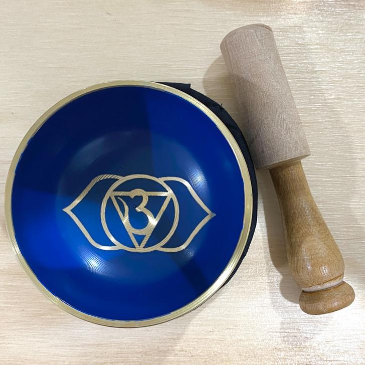 Third Eye Chakra Tibetan Singing Bowl