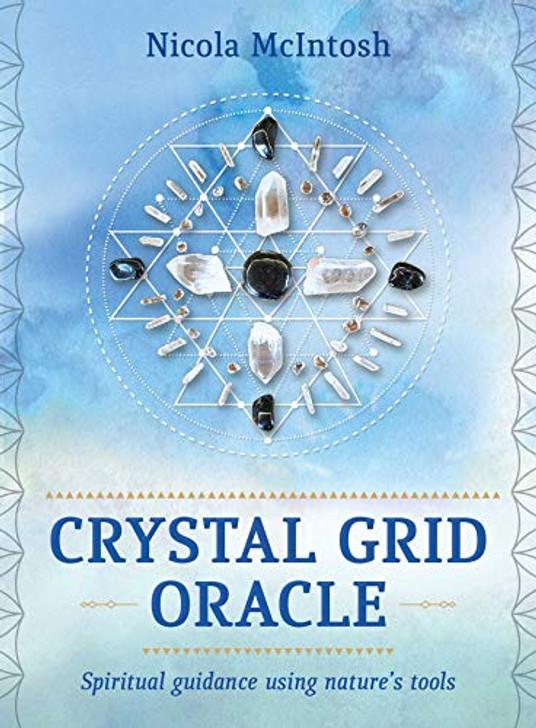 Crystal Grid Oracle Card Deck