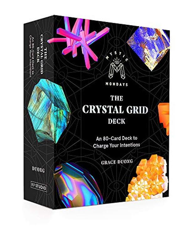 Mystic Mondays The Crystal Grid Deck