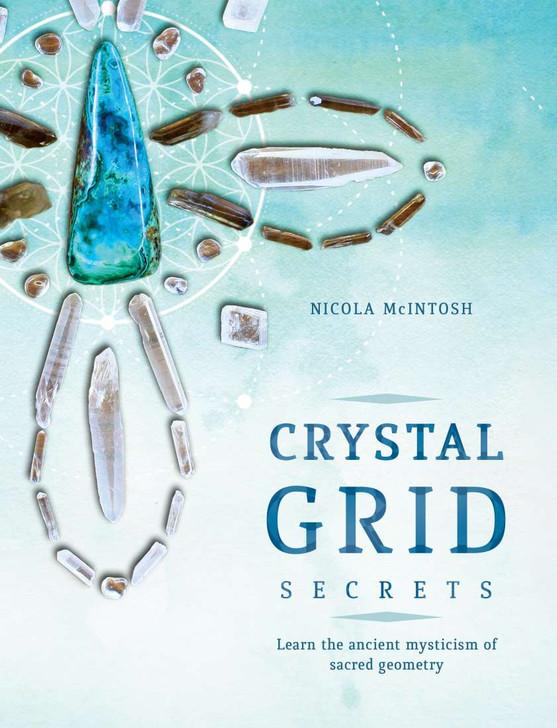 Crystal Grid Secrets Book