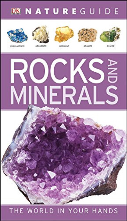 Nature Guide Rocks and Minerals book