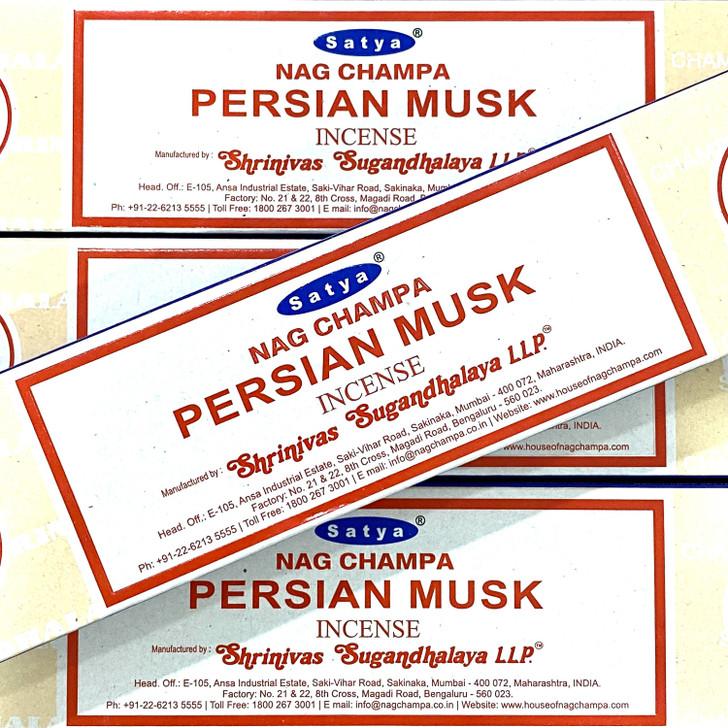 Persian Musk Satya Incense Sticks
