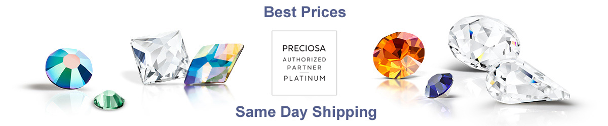 Best Prices Crystals Banner