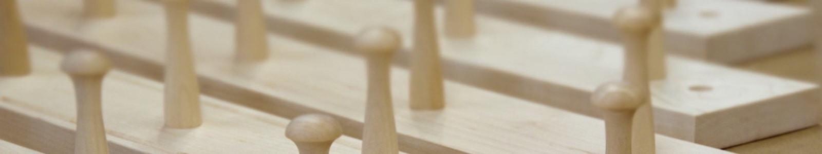 Shaker Peg Racks & Rails