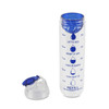3 PACK The Increment Bottle Dome Infuser Blue