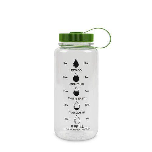 The Increment Bottle Summit Beaker Green