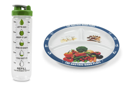 Basic Portion Control Weight Loss Kit Green Polygon