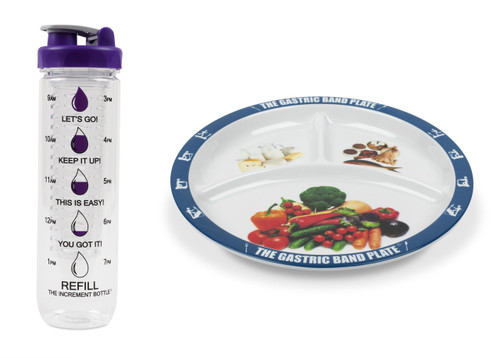 Basic Portion Control Weight Loss Kit Purple Polygon