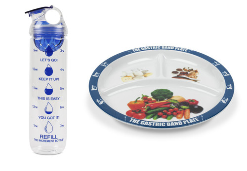 Basic Portion Control Weight Loss Kit Blue Dome
