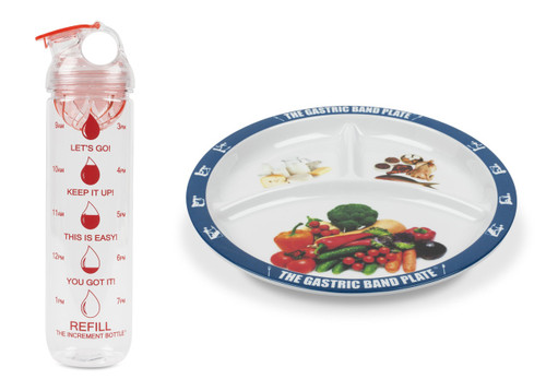 Basic Portion Control Weight Loss Kit Pink Dome