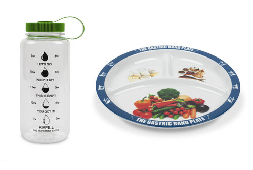 Basic Portion Control Weight Loss Kit Green Summit Beaker