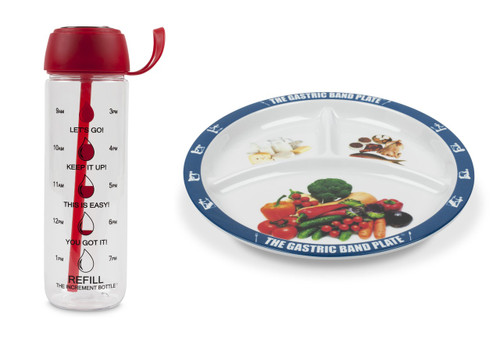 Basic Portion Control Weight Loss Kit Red Disc Flip