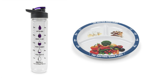 Basic Portion Control Weight Loss Kit Purple Trooper