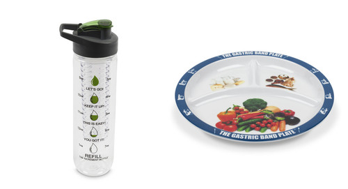 Basic Portion Control Weight Loss Kit Green Trooper
