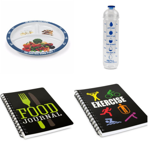 Blue Infuser Platinum Weight Loss Diet Kit