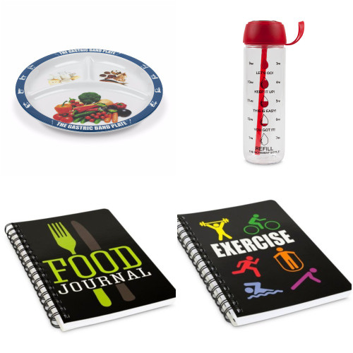 Red Flip Top Platinum Weight Loss Diet Kit
