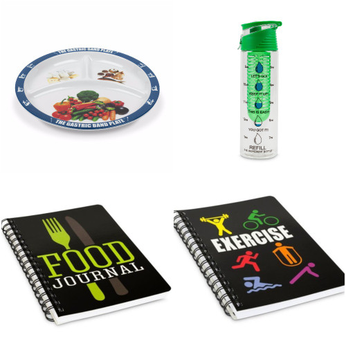 Flip Top Green Infuser Platinum Diet Kit