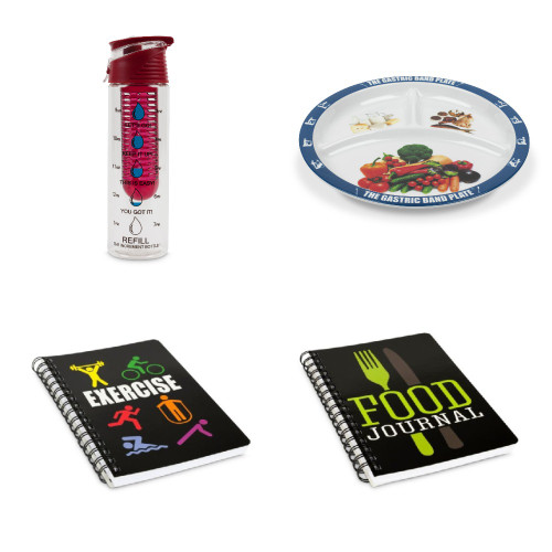 Flip Top Red Infuser Platinum Diet Kit