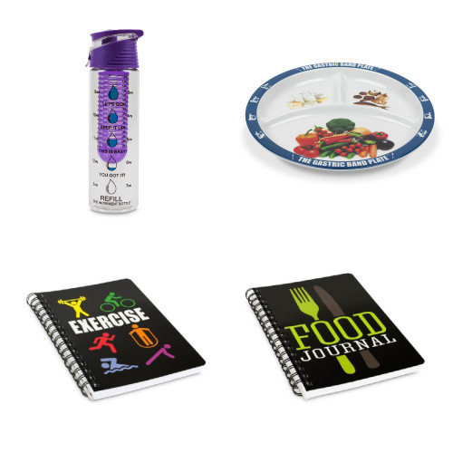 Flip Top Purple Infuser Platinum Diet Kit