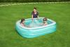 Bestway Blue Rectangular Pool 6'7X59X20