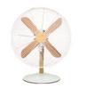 Asahi Wooden Blade Desk Fan XF6004