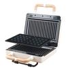 Asahi Waffle & Panini Maker Wood Design WM-043