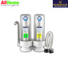 WASSERNISON FT2 Double Water Filter with Free 2 Cartridge Filters