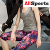 ALLSPORTS-WOMANLY LDFMT-721 DRY FIT LADIES MUSCLE TEE