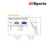 ALLSPORTS-BODY VINE CT-13509 TRIPLE-COMPRESSION CALF