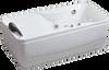BRAUHN PEER BTQ348R WHIRLPOOL BATHTUB